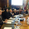 "HG Bishop Ermia participates in ""The Problems of Legal Awareness for Arab Citizens"" forum at the Arab League headquarter"