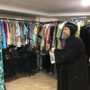 "HG Anba Ermia prays and blesses ""Atohobony"" service before distributing clothes and other needs of Easter 2018"