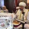 His Grace Bishop Ermia Participates in the Fortieth Day Mass for the Late Archpriest Boles Abdel Massih Tawadros, the Priest of St. George Church, Manshiyat al Sadr