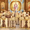 The Mass Prayer of Consecrating Five Father Bishops, Ordaining of Two and Promoting other Six to Metropolitans