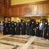 The Coptic Orthodox Cultural Center Receives a Russian Monastic Delegation