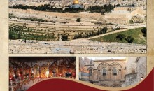 "(English) ""In the footsteps of Jesus Christ"" a new illustration book documenting the life of the Christ in the Holy Land"