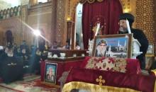 عظة نيافة الأنبا إرميا في صلاة جناز الراهب الإسكيمي أبونا زوسيما آفامينا بدير مار مينا العجائبي بمريوط