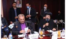 """نيافة الأنبا إرميا في لقاء """"نتعايش باحترام متبادل"""": جميع الأديان السماوية اهتمت باحترام الإنسان"""