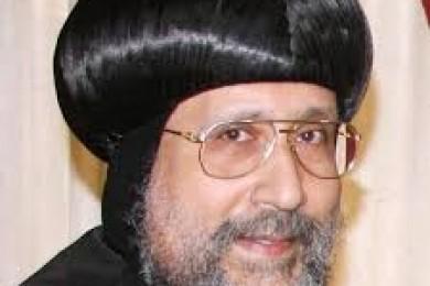 (العربية) نيافة الأنبا إرميا يهنئ الرئيس السيسي بافتتاح المتحف القومي للحضارة