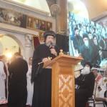 نيافة الأنبا إرميا يشارك في عشية تجليس نيافة الأنبا فيلوباتير 12