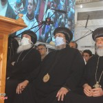 نيافة الأنبا إرميا يشارك في عشية تجليس نيافة الأنبا فيلوباتير 13