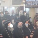 نيافة الأنبا إرميا يشارك في عشية تجليس نيافة الأنبا فيلوباتير 15
