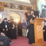 نيافة الأنبا إرميا يشارك في عشية تجليس نيافة الأنبا فيلوباتير 17