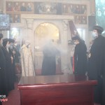 نيافة الأنبا إرميا يشارك في عشية تجليس نيافة الأنبا فيلوباتير 21