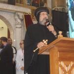 نيافة الأنبا إرميا يشارك في عشية تجليس نيافة الأنبا فيلوباتير 27