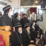 نيافة الأنبا إرميا يشارك في عشية تجليس نيافة الأنبا فيلوباتير 29