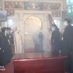 نيافة الأنبا إرميا يشارك في عشية تجليس نيافة الأنبا فيلوباتير 4