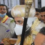 نيافة الأنبا إرميا يشارك في عشية تجليس نيافة الأنبا فيلوباتير 7