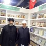جناح المركز الثقافي القبطي الأرثوذكسي بمعرض القاهرة الدولي للكتاب1